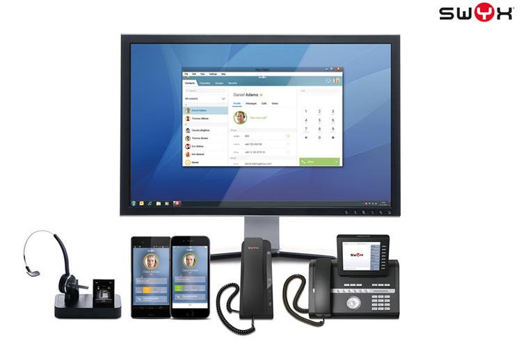 Softwarebasiertes Telefonieren All Ip Mit Swyx Use