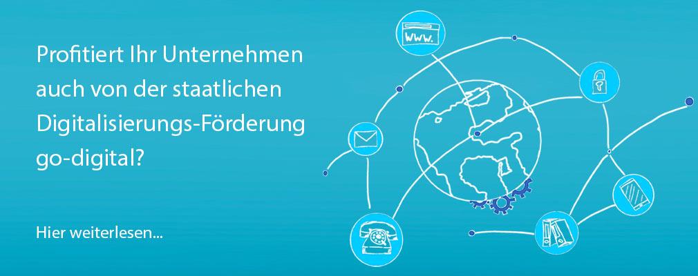 go-digital und Digitalisierung in Stuttgart und Ludwigsburg